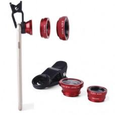 Red Mobile Selfie Kit