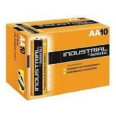 Duracell AA Industrial  10X Battery