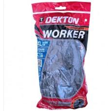 40244 Dekton Extra Large Nitrile Coate Work Gloves