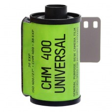35mm B&W CHM 400 Universal Film 135•36 Film