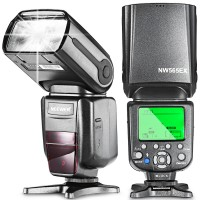 Neewer 565EX Flash Mode TTL Speedlite Canon Nikon