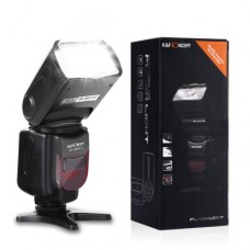 K&F Concept KF-590EX-N i-TTL TTL Pro Wireless Speedlite Slave Unit for Nikon