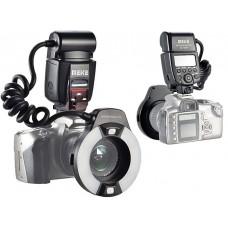 Meike MK-14EXT iTTL TTL LED Macro Ring Flash Light for Nikon