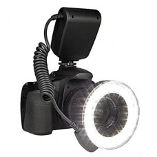 Neewer 48 pieces LED Ring Flash Light RF-550D Macro for Canon Nikon Olympus Panasonic