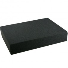 23712 Cubed Foam Block 445 x 310 x 95mm Insert For EN-AC-FG-A022 Flight Case