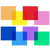 Neewer 12x12inch / 30x30cm Transparent Color Correction Light Gel Filter Set