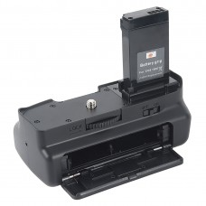 Canon Vertical Battery Grip Plus Remote For Canon EOS 100D Pluus 2x LP-E12 Battery