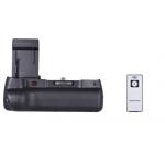 19331 Vertical Battery Grip Holder plus Remote Control for Canon 1300D 1200D 1100D T6 T5 T3
