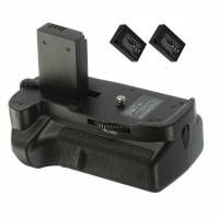 Canon Battery Grip for Canon EOS Rebel SL2 200D Plus 2 Batteries