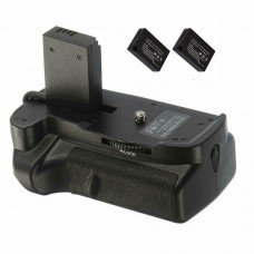 Canon Battery Grip for Canon EOS Rebel SL2 200D Plus 2 Batteries
