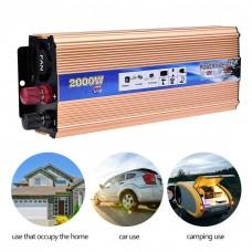 26833 2000W Car Power Inverter