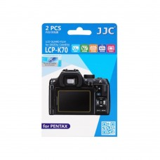 JJC LCD Screen Protector Guard Film Cover for Pentax