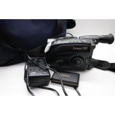 JVC Compact VHS-GR-AX21E-C VHS Cassete Recorder