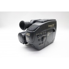 JVC GR AX35E VHS C Tape Camcorder