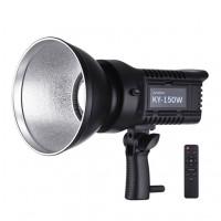 29211 Andoer LED Video Light Studio Lamp 150W Daylight 5600K CRI93+ TCLI95+ 16000LM Dimmable Bowens Mount USB Port Remote Control