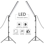 Neewer 2x 60 LED Light Studio LED Lighting Kit