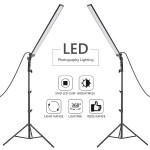 Neewer 2x 60 LED Light Studio LED Lighting Kit