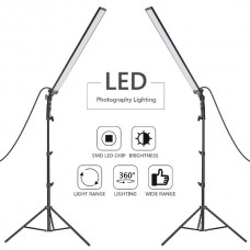 45223 Neewer 2x 60 LED Light Studio LED Lighting Kit