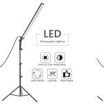 Neewer 60 LED Light Studio LED Lighting Kit