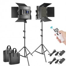 45333 Neewer Advanced 2.4G 660 LED Video and Photography Lighting Kit