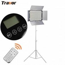 Travor TL-600 LED Video Light Panel