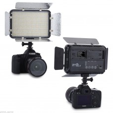 504 LED Photo Studio Video Light Panel 3200K/5600K