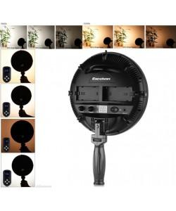 800 LED Photo & Video Studio Light Lamp 3200K-5500K