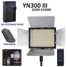 Yongnuo YN-300 III LED Lamp