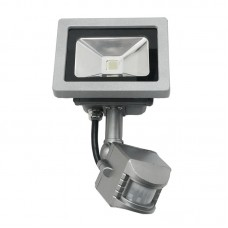 10W PIR LED Outdoor Lights