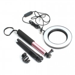128cm Dimmable Make-up Portable Ring Light