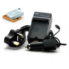 Canon LP-E8 Battery + Charger For Canon