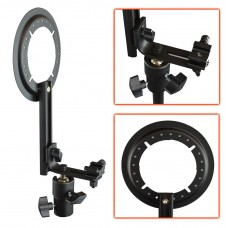 L-Type Bracket Mount Holder for Speedlite Flash