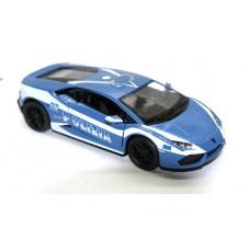 Lamborghini Huracan LP610 4 (Police) KT5382P Kinsmart