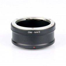 Olympus OM Lens to M4/3 Adapter