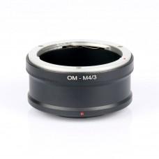 Olympus OM Lens to M4/3 Adapter