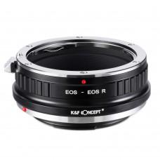 K&F Concept Lens Adapter EOS to Canon EOS R