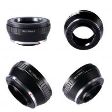 K&F Concept Lens Adapter M42 Lens mount to NIKON 1