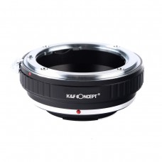 K&F Concept Lens Adapter Nikon to Samsung NX