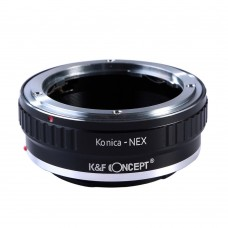 K&F Concept Lens Adapter Konica AR to Sony NEX