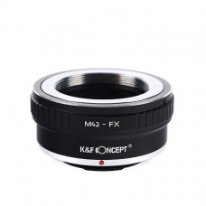 K&F Concept Lens Adapter M42 Lens mount to Fuji FX