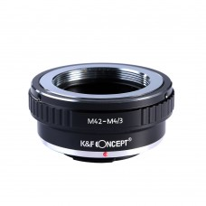 K&F Concept Lens Adapter M42 Lens mount to Micro 4/3