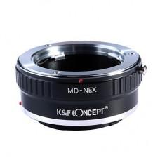 K&F Concept Lens Adapter Minolta MD to Sony E NEX