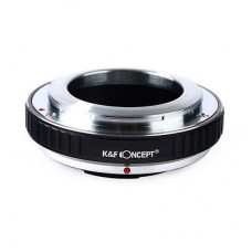K&F Concept Lens Adapter Nikon S to Micro 4/3