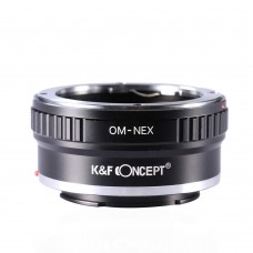 K&F Concept Lens Adapter Olympus OM to Sony NEX