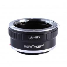 K&F LR Leica R Lens to Sony NEX