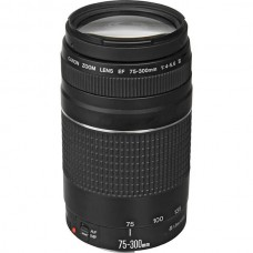 09513 Canon EF 75-300mm f/4-5.6 III Lenses