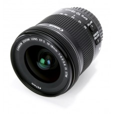 Canon EF-S 10-18mm f/4.5-5.6 IS STM Lenses