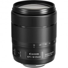 09634 Canon EF-S 18-135mm f/3.5-5.6 IS USM Lens (White Box)