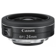 09611 Canon EF-S 24mm f/2.8 STM Lenses