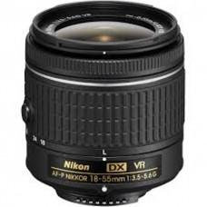Nikon AF-P DX NIKKOR 18-55mm f/3.5-5.6G Lenses